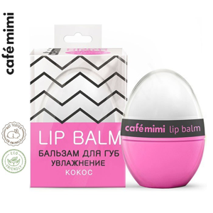 Cafe Mimi Balsam do ust COCO NIGHT nawilżenie  - 8ml