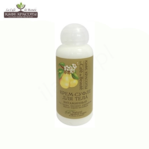 LE CAFE DE BEAUTE Krem - suflet WITAMINOWY - 50ml