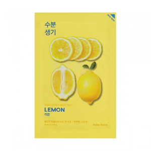 HOLIKA HOLIKA Maska w płacie Pure Essence Mask Sheet - LEMON - 1szt.
