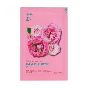 HOLIKA HOLIKA Maska w płacie Pure Essence Mask Sheet - Damask Rose - 1szt.